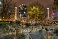 Centennial Olympic Park Water Feature