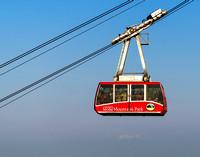 The Summit Skyride at Stone Mountain - Cable Car